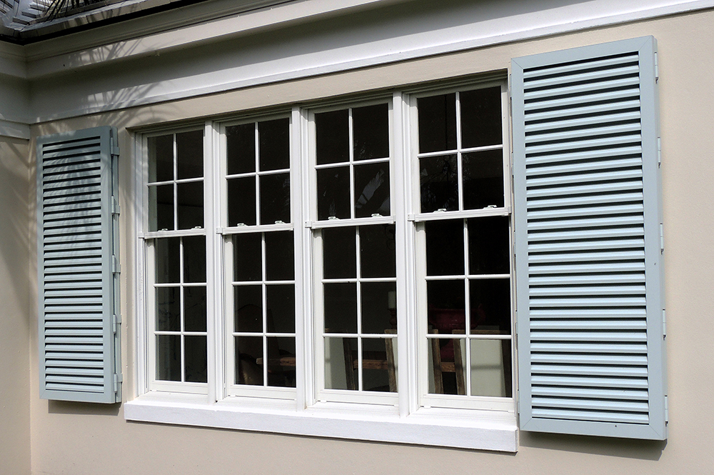 Types of shutters exterior shutter styles - Different styles of exterior shutters ...