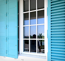 Colonial Shutters Board And Batten Amp Louvered Shutters