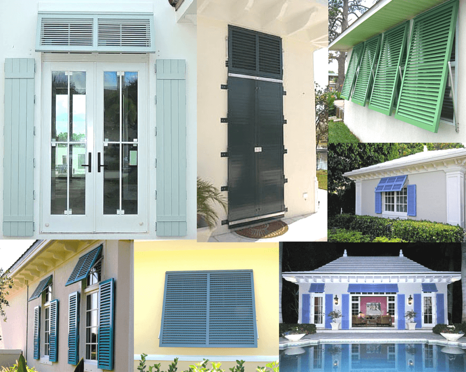 Best Bahama Shutters Exterior Photos Decoration Design Ideas