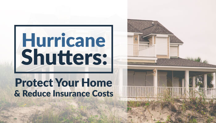 hurricane shutters reduce insurance costs